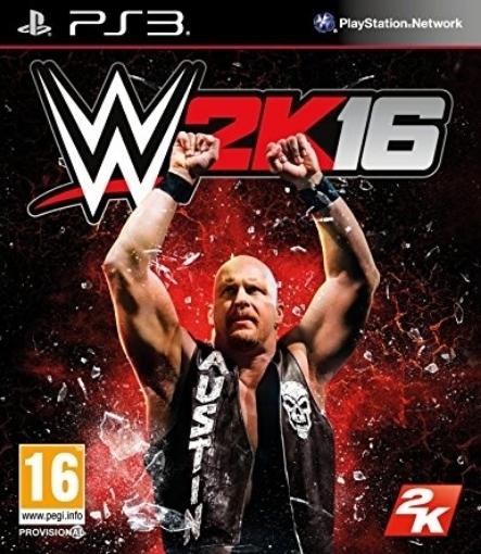 תמונה של PS3 WWE 2K16