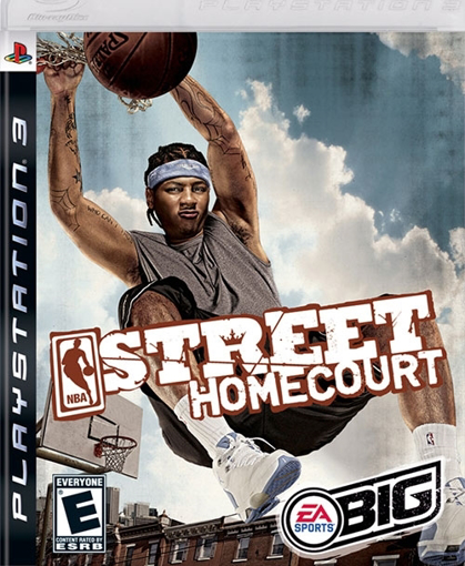 Picture of PS3  NBA STREET HOME COURT