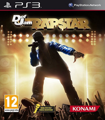 Picture of PS3 DJ RAP STAR