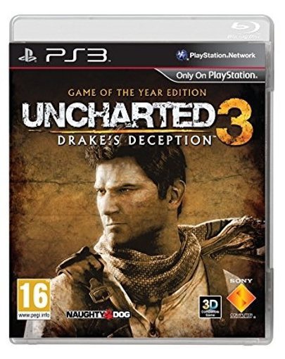 Picture of PS3 Uncharted 3: Drake's Deception