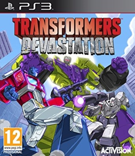 Picture of PS3 TRANSFORMERS DEVASTATION
