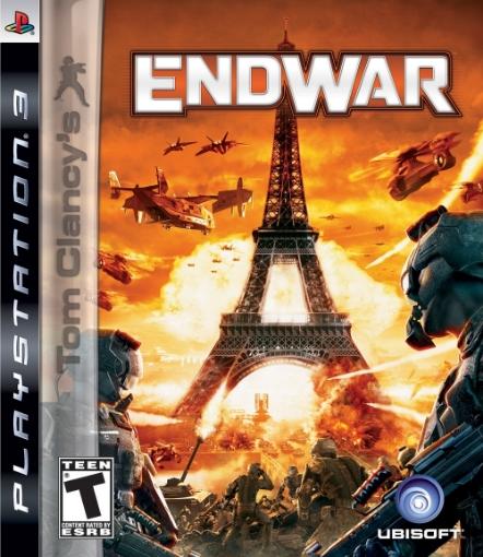 תמונה של PS3 TOM CLANCYS ENDWAR