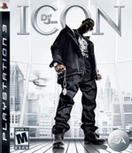 תמונה של PS3 Def Jam Icon
