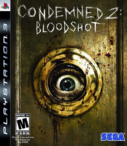תמונה של PS3 Condemned 2- Bloodshot