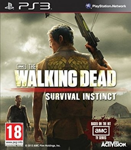 תמונה של PS3 THE WALKING DEAD SURVIVAL INSTINCT