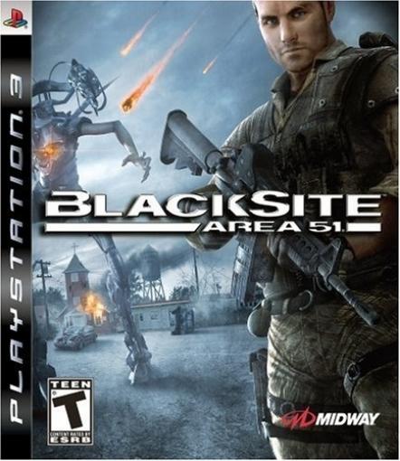תמונה של PS3 Blacksite- A51