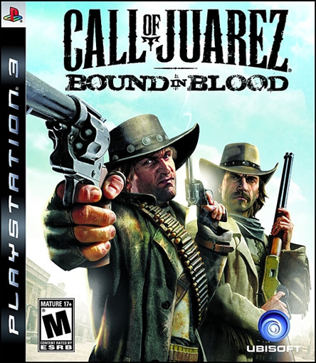 Picture of ps3 call of juarez bound in blood