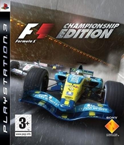 תמונה של PS3 Formula One Championship Edition