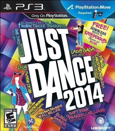 Picture of PS3 JUST DANCE 2014
