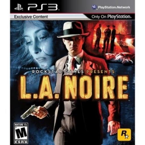 Picture of PS3 L.A NOIRE