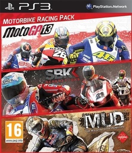 תמונה של PS3 MOTORBIKE RACING PACK