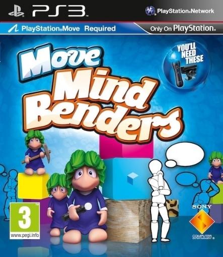 תמונה של PS3 MOVE MIND BENDERS