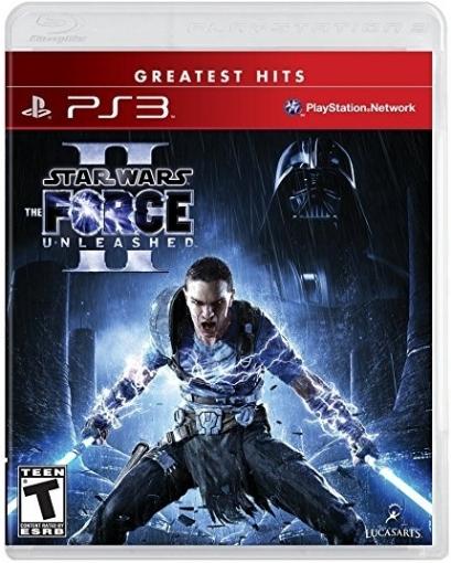 תמונה של PS3 STAR WARS THE FORCE UNLEASHED 2