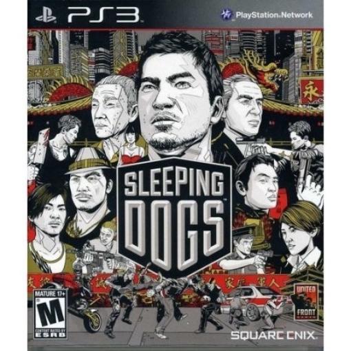 תמונה של PS3 SLEEPING DOGS