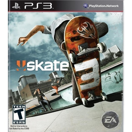 Picture of PS3 SKATE 3