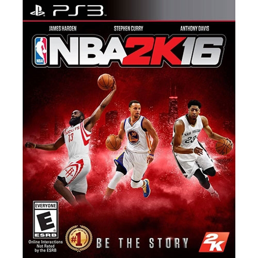 Picture of PS3 NBA 2K16