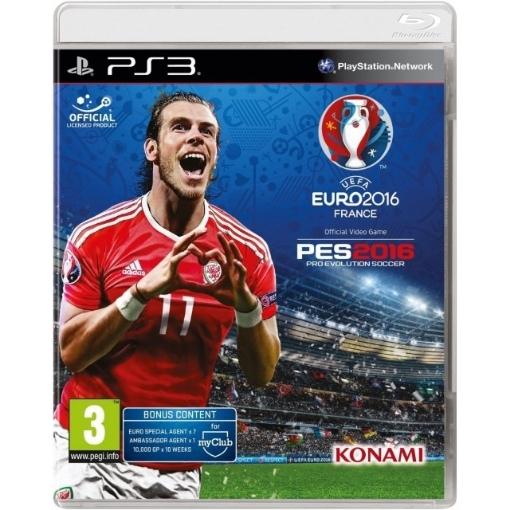 תמונה של PS3 PES EURO 2016