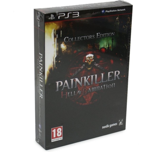 Picture of PS3 PAINKILLERS COLLECTORS EDITION