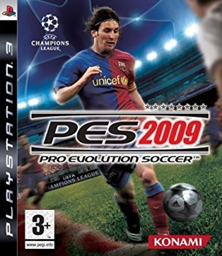 Picture of PS3 PES 2009