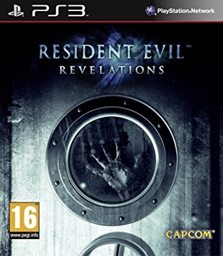 Picture of PS3 RESIDEN EVIL REVELATIONS