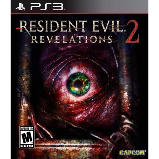 Picture of PS3 RESIDENT EVIL REVELATIONS 2