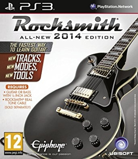 Picture of PS3 ROCKSMITH 2014