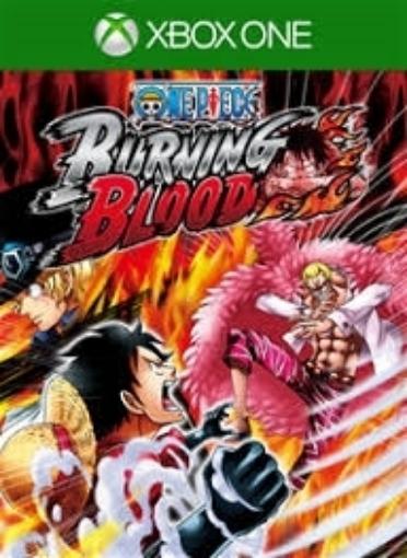 תמונה של xbox one one piece burning blood