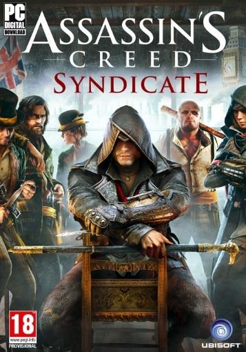 תמונה של PC assassin's creed syndicate