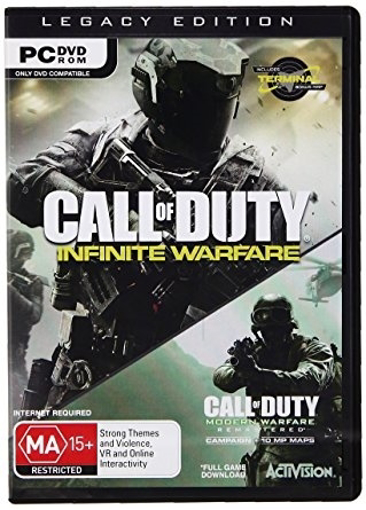 Picture of PC call of duty iw legacy edition