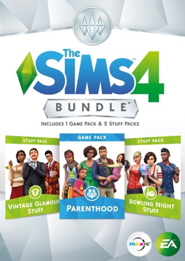 Picture of PC sims 4 bundle