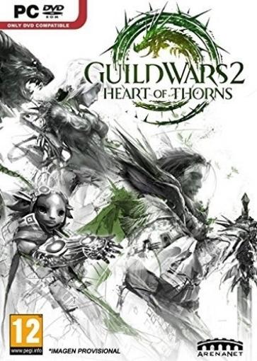 תמונה של PC guild of war 2 heart of throns