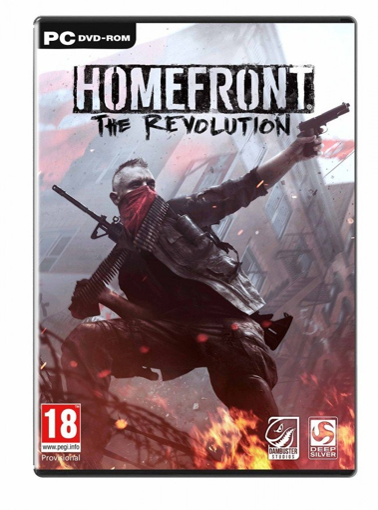 תמונה של PC homefront revolution