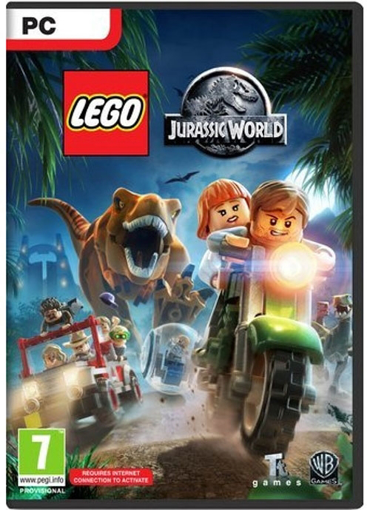 Picture of PC lego jurassic