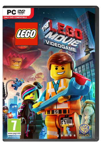 Picture of PC lego video