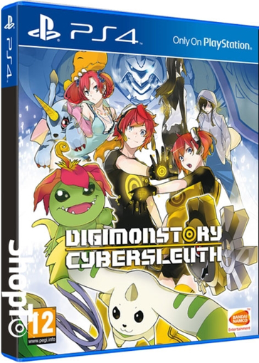 תמונה של PS4 Digimon Story: Cyber Sleuth
