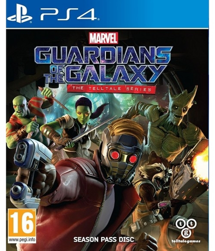Picture of PS4 guardian of the galaxy