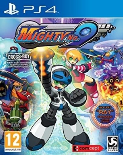 תמונה של PS4 mighty 9