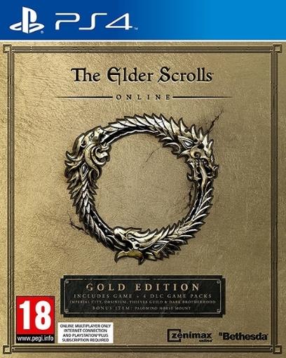 תמונה של PS4 The elder scrolls online