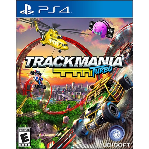 Picture of PS4 trackmania