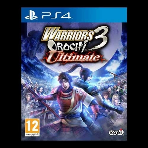 Picture of PS4 warriors orochi 3 ultimate