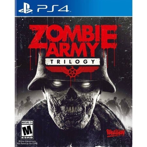 Picture of PS4 zombi army trilogy