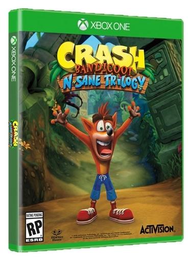 Picture of Xbox one CRASH BUNDICOOT