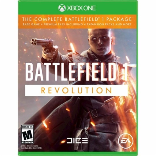 תמונה של XBOX ONE Battlefield 1