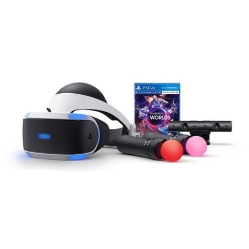 תמונה של 4 VR Bundle Sony PlayStation 4 VR Bundle