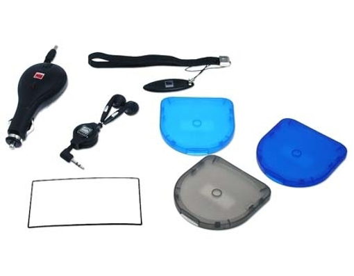 Picture of Travel Pack (7in1) SpeedLink SL-4753