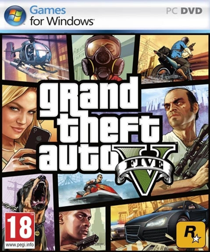Picture of משחק GTA V PC