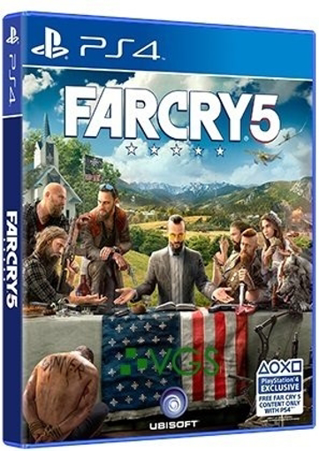 Picture of PS4 FarCry 5