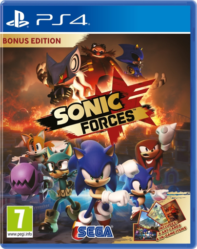 Picture of Sonic Forces Day One Edition PS4