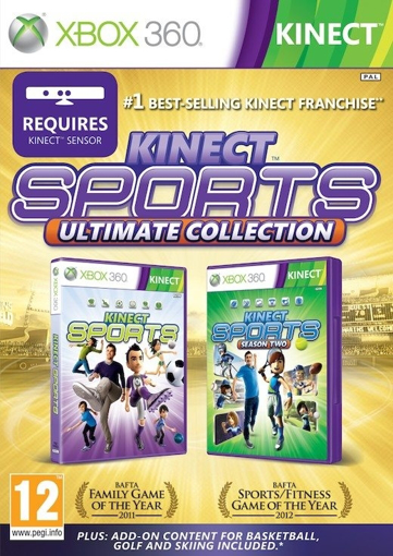 Picture of kinect sport ultimate collection xbox 360