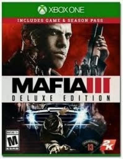 Picture of XBox One Mafia III Deluxe Edition
